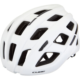 Cube Roadrace Helmet white